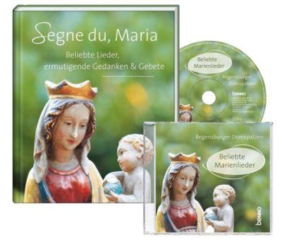 Segne du, Maria, m. 1 Audio-CD