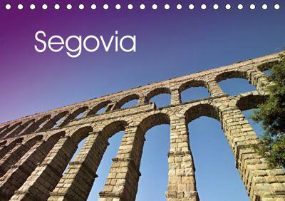 Segovia (Tischkalender 2019 DIN A5 quer), (c) 2015 by Atlantismedia