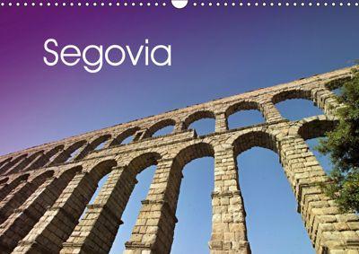 Segovia (Wandkalender 2019 DIN A3 quer), (c) 2015 by Atlantismedia