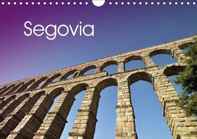 Segovia (Wandkalender 2019 DIN A4 quer), (c) 2015 by Atlantismedia