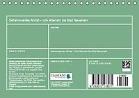 Sehenswertes Ahrtal - Von Altenahr bis Bad Neuenahr (Tischkalender 2019 DIN A5 quer) - Produktdetailbild 13