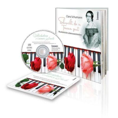 Sehnsucht, die in Träumen sinnt, m. 1 Audio-CD - Clara Schumann |
