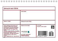 Sehnsucht nach SIENA (Tischkalender 2019 DIN A5 quer) - Produktdetailbild 11
