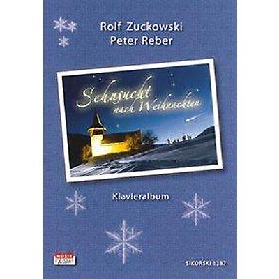 Rolf Zuckowski Weihnachtslieder Texte.Sehnsucht Nach Weihnachten Klavieralbum Klavier Und Gesang Buch