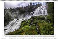 Sehnsucht Norwegen - Meer, Wasserfälle, Fjorde und Fjells - Der Südwesten (Wandkalender 2019 DIN A2 quer) - Produktdetailbild 3
