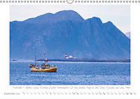 Sehnsucht Norwegen - Meer, Wasserfälle, Fjorde und Fjells - Der Südwesten (Wandkalender 2019 DIN A3 quer) - Produktdetailbild 9
