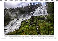 Sehnsucht Norwegen - Meer, Wasserfälle, Fjorde und Fjells - Der Südwesten (Wandkalender 2019 DIN A3 quer) - Produktdetailbild 3