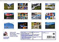 Sehnsucht Norwegen - Meer, Wasserfälle, Fjorde und Fjells - Der Südwesten (Wandkalender 2019 DIN A3 quer) - Produktdetailbild 13