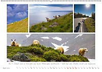 Sehnsucht Norwegen - Meer, Wasserfälle, Fjorde und Fjells - Der Südwesten (Wandkalender 2019 DIN A2 quer) - Produktdetailbild 4