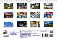 Sehnsucht Norwegen - Meer, Wasserfälle, Fjorde und Fjells - Der Südwesten (Wandkalender 2019 DIN A4 quer) - Produktdetailbild 13