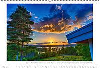 Sehnsucht Schweden - Elche, Natur und Urlaubsträume (Wandkalender 2019 DIN A2 quer) - Produktdetailbild 5