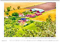 Sehnsucht Schweden - Elche, Natur und Urlaubsträume (Wandkalender 2019 DIN A2 quer) - Produktdetailbild 1