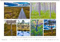 Sehnsucht Schweden - Elche, Natur und Urlaubsträume (Wandkalender 2019 DIN A2 quer) - Produktdetailbild 2