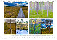 Sehnsucht Schweden - Elche, Natur und Urlaubsträume (Tischkalender 2019 DIN A5 quer) - Produktdetailbild 2