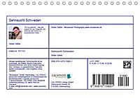 Sehnsucht Schweden - Elche, Natur und Urlaubsträume (Tischkalender 2019 DIN A5 quer) - Produktdetailbild 13