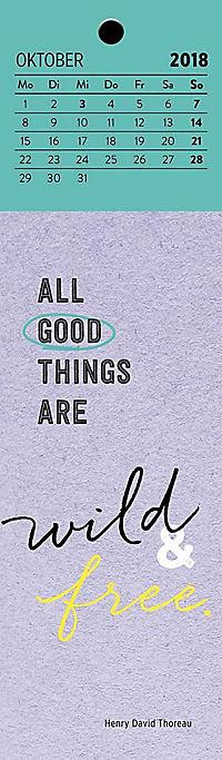 SEI abenteuerlustig authentisch einfach du glücklich kreativ lebensfroh mutig optimistisch... 2018 - Produktdetailbild 10