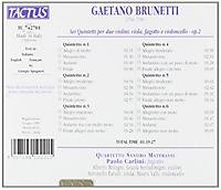 Sei Quintetti Op. 2 - Produktdetailbild 1