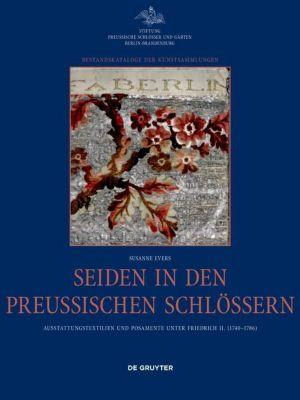 Seiden in den preußischen Schlössern, Susanne Evers