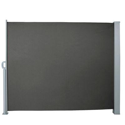 Seitenmarkise Anthrazit 160 x 300 cm