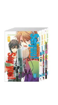 Seiyuu! Say you! - Komplettpaket, 4 Bde., Hirotaka Kisaragi