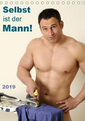 Selbst ist der Mann! (Tischkalender 2019 DIN A5 hoch), malestockphoto