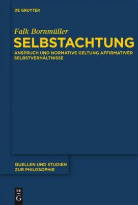 Selbstachtung, Falk Bornmüller
