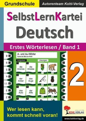 SelbstLernKartei Deutsch 2