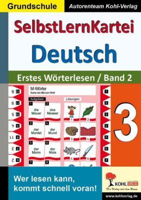 SelbstLernKartei Deutsch 3