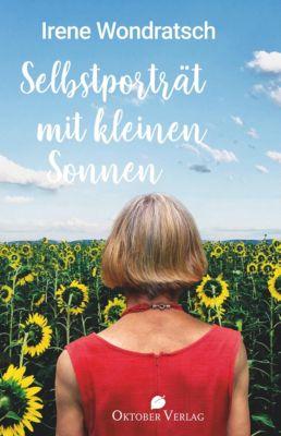 Selbstporträt mit kleinen Sonnen - Irene Wondratsch  