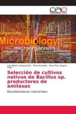 Selección de cultivos nativos de Bacillus sp. productores de amilasas, Luis Alberto Llenque Díaz, Richard Avalos, Rosa Mery Segura Vega