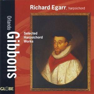 Selected Harpsichord Works, Richard Egarr
