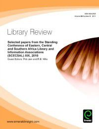 Selected papers from the Standing Conference of Eastern, Central and Southern Africa Library and Information Associations (SCECSAL) XIX, 2010