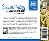 Selected Poetry by Lewis Carroll, 1 Audio-CD - Produktdetailbild 1