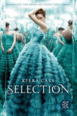 Selection - Kiera Cass pdf epub