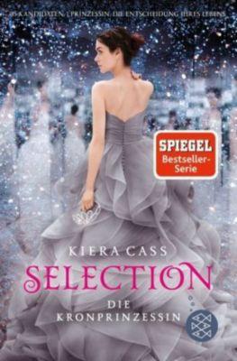 Selection - Die Kronprinzessin - Kiera Cass |
