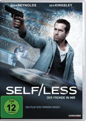 Self/Less - Der Fremde in mir, Ryan Reynolds, Ben Kingsley