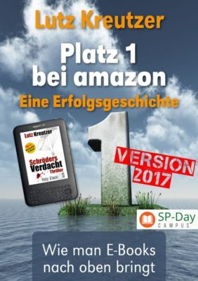 Self-Publishing-Day Workhop: Platz 1 bei amazon, Lutz Kreutzer