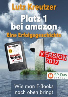 Self-Publishing-Day Workhop: Platz 1 bei amazon, Lutz Kreutzer