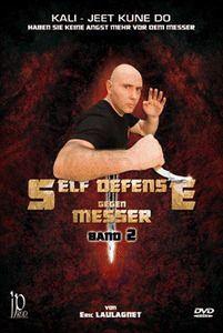 Selfe Defense gegen Messer, Band 2, Eric Laulagnet