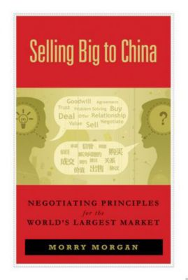 Selling Big to China, Morry Morgan