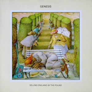 Selling England By The Pound (2018 Reissue Vinyl), Genesis