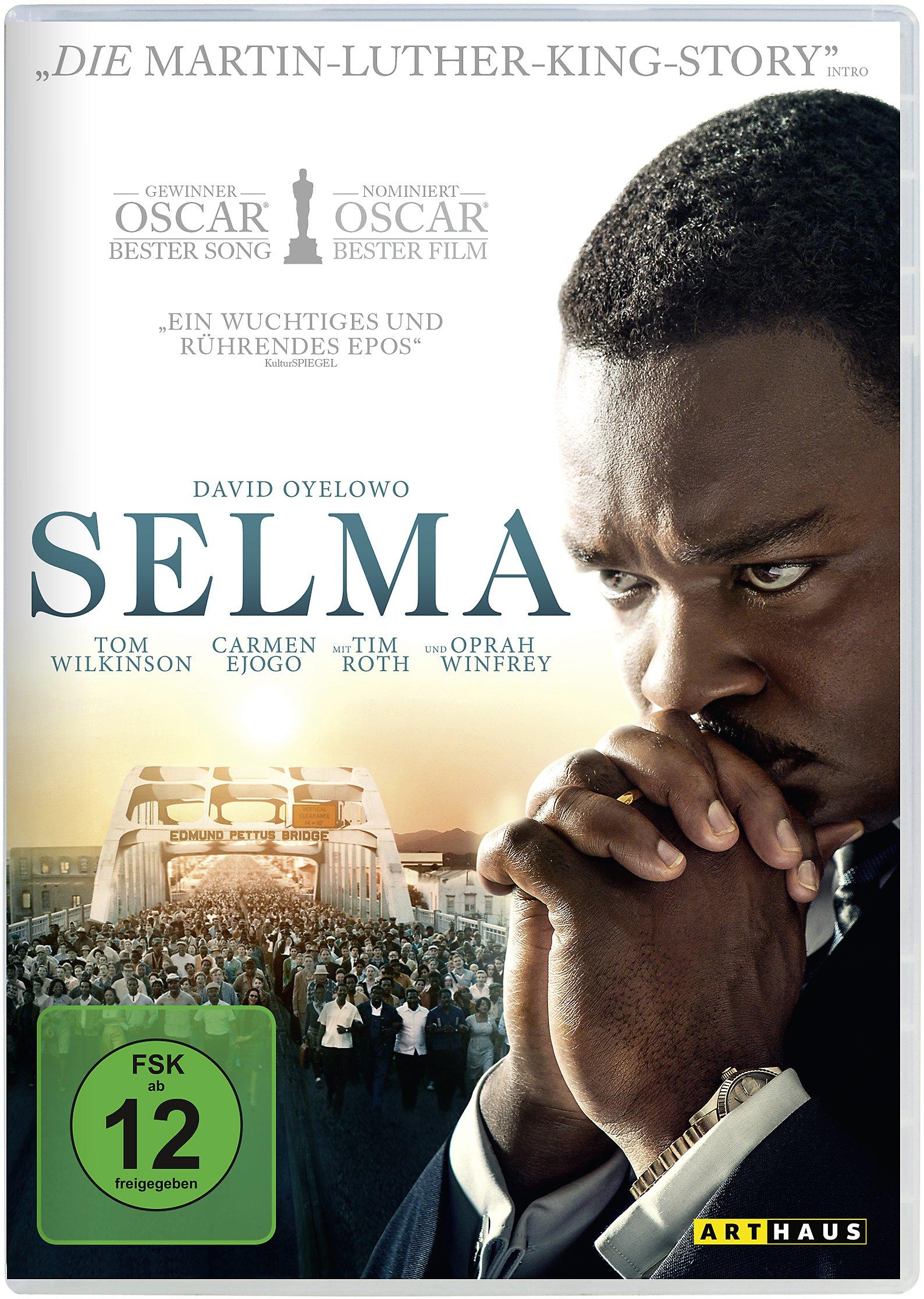 Selma DVD jetzt bei Weltbild.de online bestellen