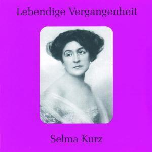 Selma Kurz (Aufnahmen 1923-1924), Selma Kurz