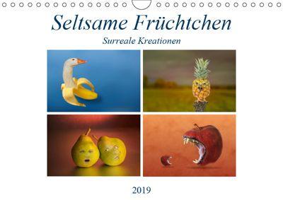 Seltsame Früchtchen (Wandkalender 2019 DIN A4 quer), Ursula Di Chito