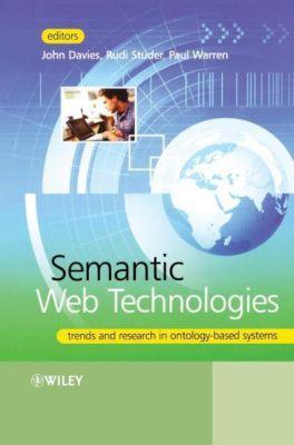 Semantic Web Technologies, John Davies