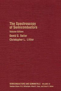 Semiconductors and Semimetals: Spectroscopy of Semiconductors
