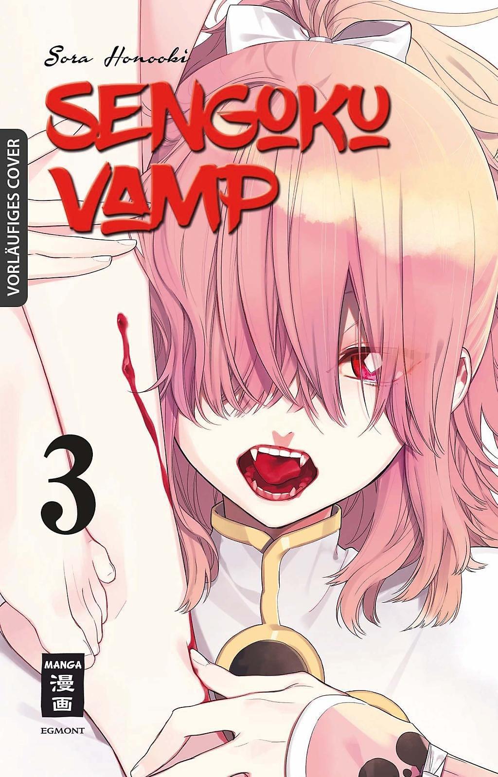 Sengoku Vamp Buch von Sora Hoonoki bei Weltbild.de bestellen