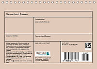 Sennenhund Rassen (Tischkalender 2019 DIN A5 quer) - Produktdetailbild 13
