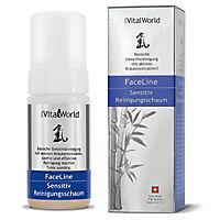 Sensitiv Reinigungsschaum, 100ml von VitalWorld - Produktdetailbild 1