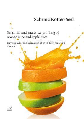 Sensorial and analytical profiling of orange juice and apple juice, Sabrina Kotter-Seel